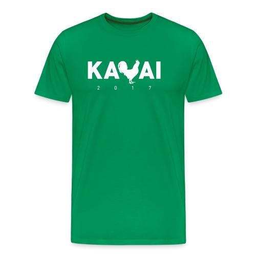 Wilson Kauai 2017 - Men's Premium T-Shirt