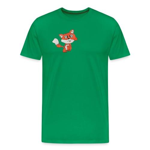 Lexi Revels1 fox 1 - Men's Premium T-Shirt