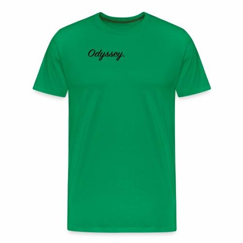 Odyssey Black - Men's Premium T-Shirt