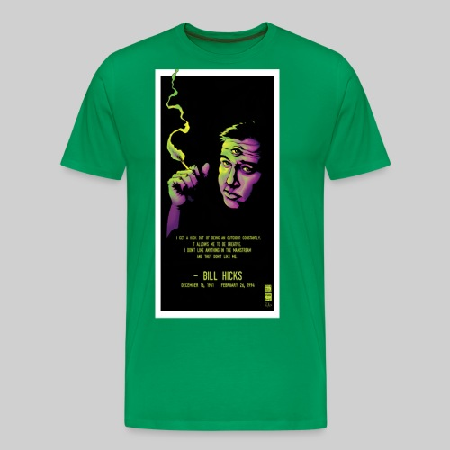Bill Hicks - Men's Premium T-Shirt