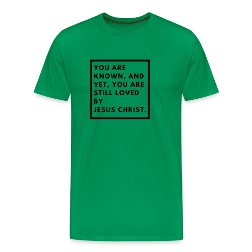 Still loved (black) - Men's Premium T-Shirt