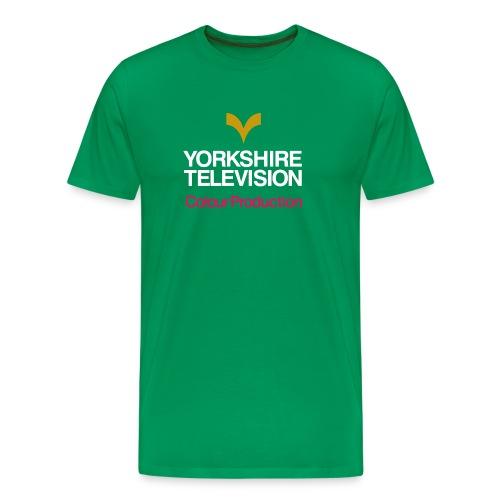York Shire TV Symbol - Men's Premium T-Shirt