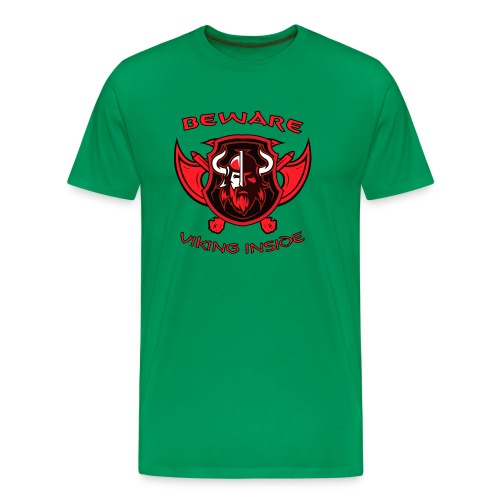 Viking Inside - Men's Premium T-Shirt