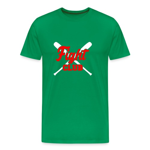 Red Tee Joe Kelly logo - Men's Premium T-Shirt