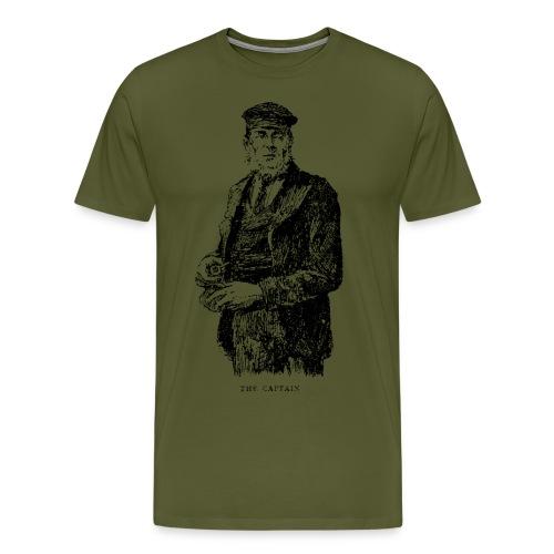 the captain - Men's Premium T-Shirt