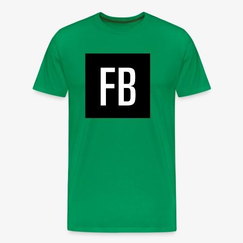 Flip Bros logo - Men's Premium T-Shirt