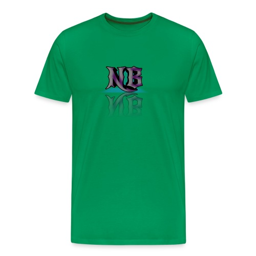 NEWBorn Name tag - Men's Premium T-Shirt