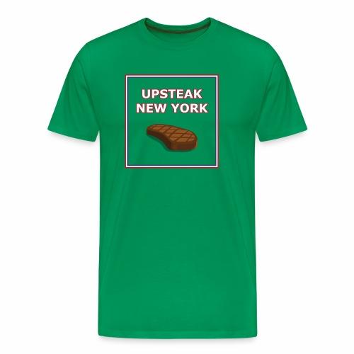 Upsteak New York | July 4 Edition - Men's Premium T-Shirt