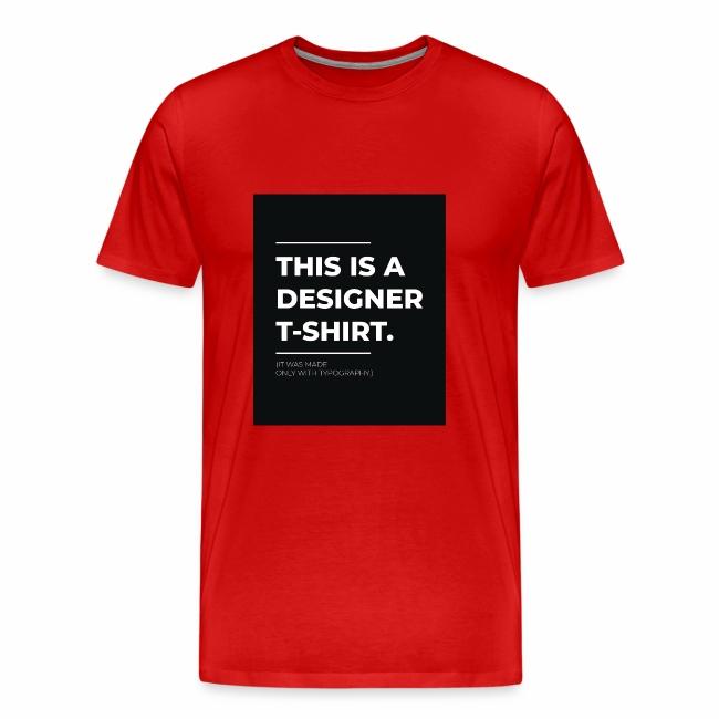 Designer tshirt