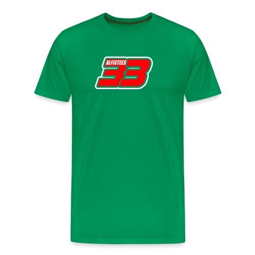 Max Verstappen 33 - Men's Premium T-Shirt