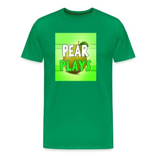 Phone Case Pear Plays Logo - Men's Premium T-Shirt