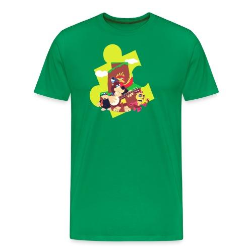 banjo - Men's Premium T-Shirt
