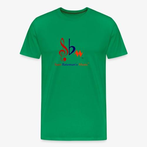 Sam Bateman's Music - Men's Premium T-Shirt