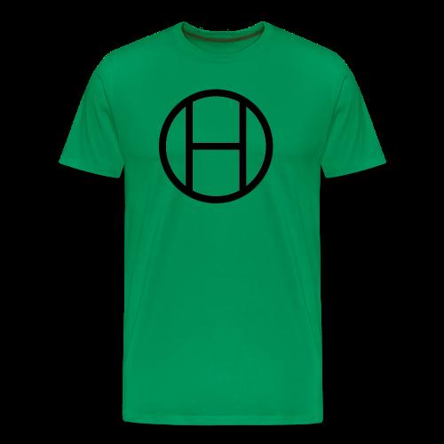 logo premium tee - Men's Premium T-Shirt