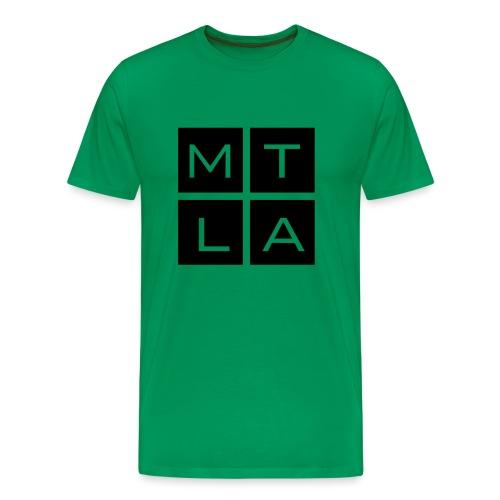 MTLAsq - Men's Premium T-Shirt