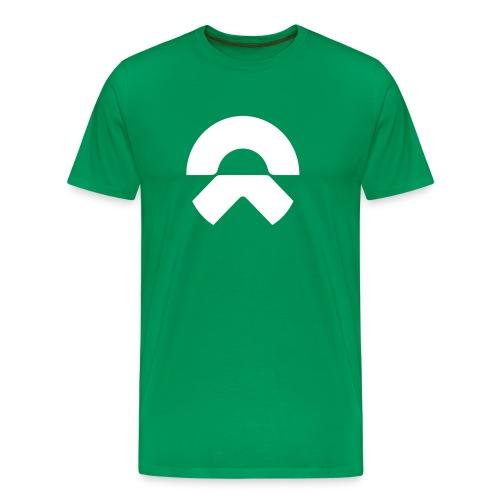 mobileye nio logo merch - Men's Premium T-Shirt