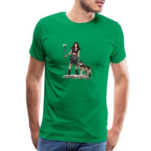 main stream logo - Men's Premium T-Shirt