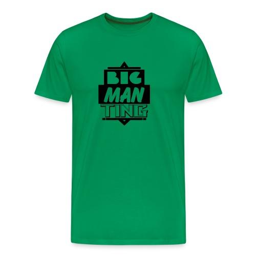 Big man ting - Men's Premium T-Shirt