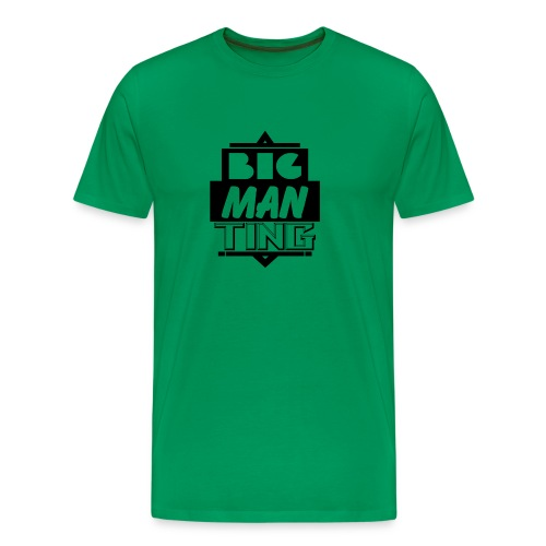 Big man ting - Men's Premium T-Shirt