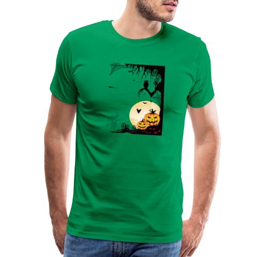 watch where you are - Men's Premium T-Shirt