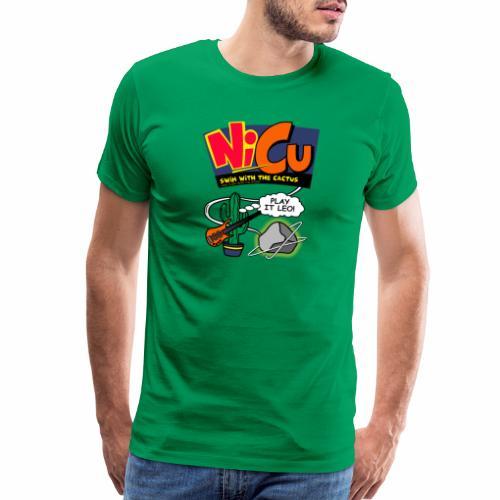 NiCU - Men's Premium T-Shirt