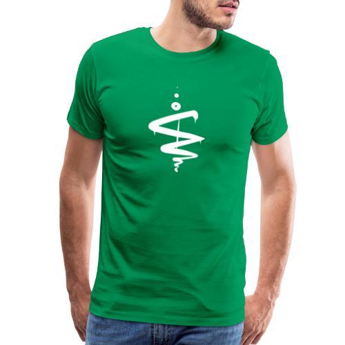Entropy Platinum - Men's Premium T-Shirt