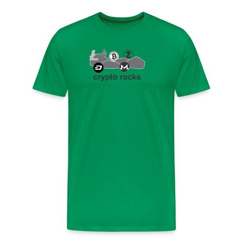 cryptorocks t-shirt - Men's Premium T-Shirt