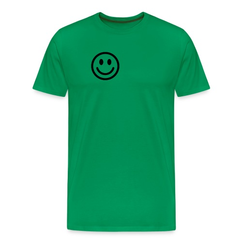 smile dude t-shirt kids 4-6 - Men's Premium T-Shirt