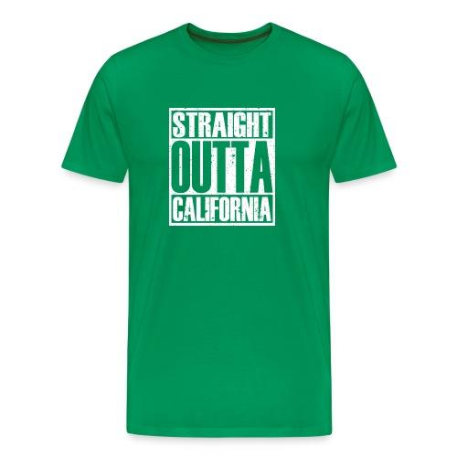 Straight Outta California - Men's Premium T-Shirt