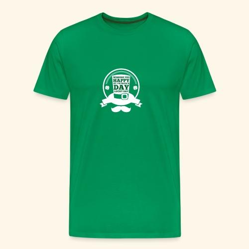 patrick day - Men's Premium T-Shirt