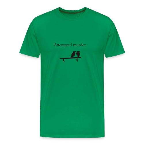 Attempted Murder - Men's Premium T-Shirt