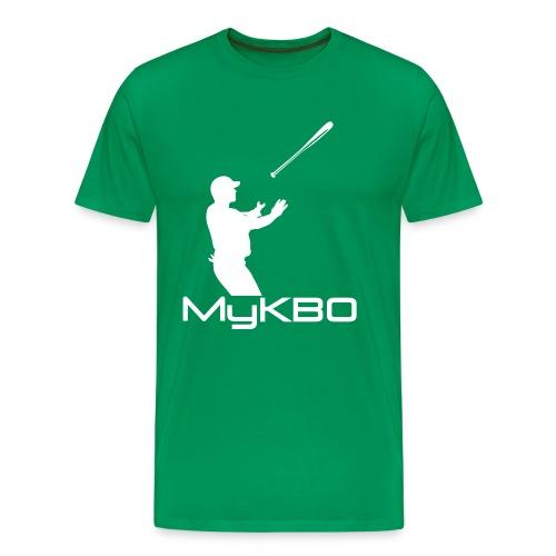 kangthrow1 - Men's Premium T-Shirt