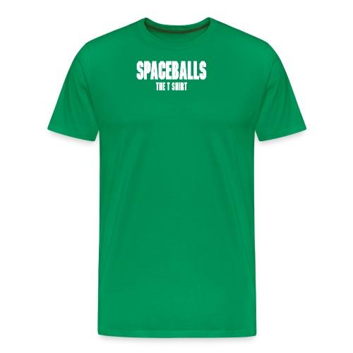 Spaceballs Branded all - Men's Premium T-Shirt