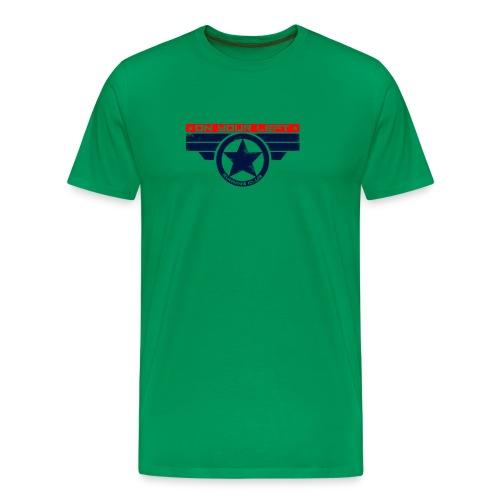 On Your Left Running Club - Men's Premium T-Shirt
