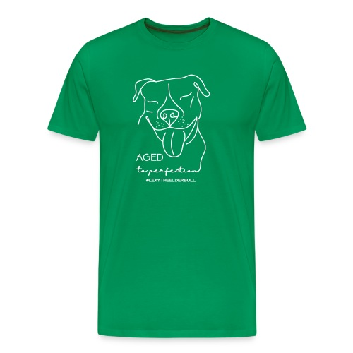 Lexy Aged to Perfection - Men's Premium T-Shirt