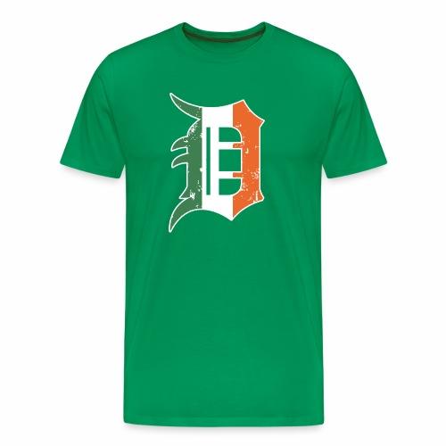 IRISH D - Men's Premium T-Shirt