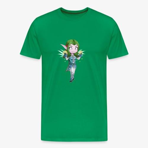 WoW Priest - Men's Premium T-Shirt