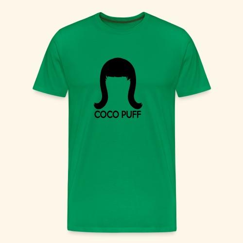 Coco Peru Fan Logo - Men's Premium T-Shirt
