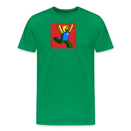 Roblox Noob - Men's Premium T-Shirt