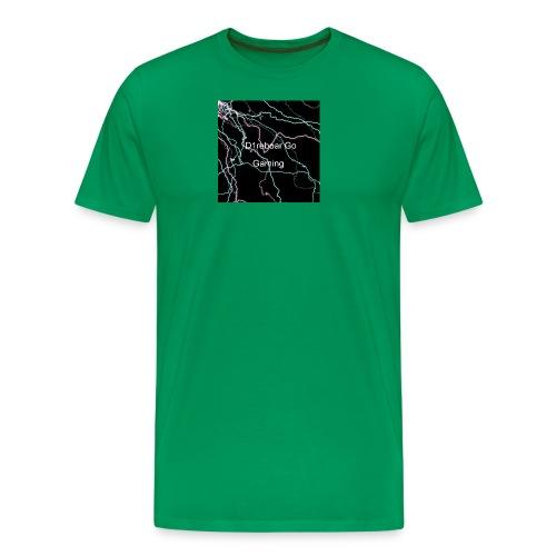 D1reboar Go YouTube Sticker - Men's Premium T-Shirt