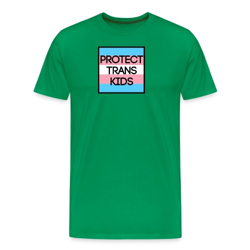 PROTECT TRANS KIDS - Men's Premium T-Shirt