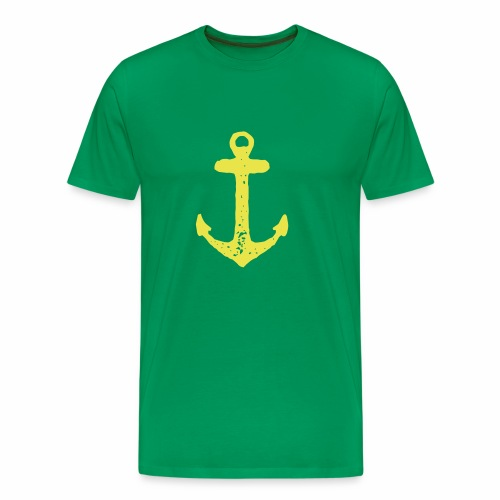 Test Vector Anchor - Men's Premium T-Shirt