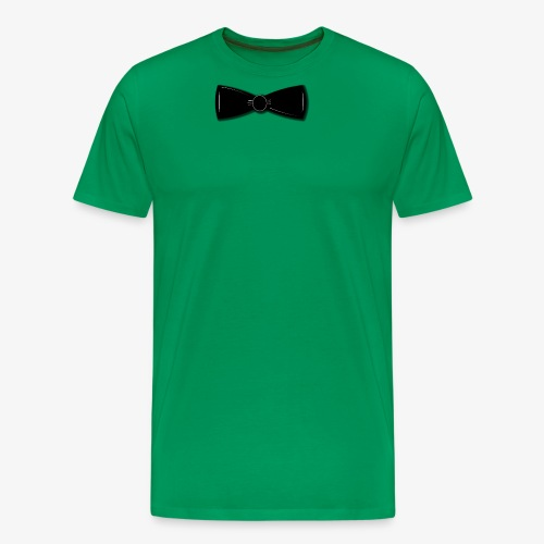 Tuxedo Bowtie - Men's Premium T-Shirt