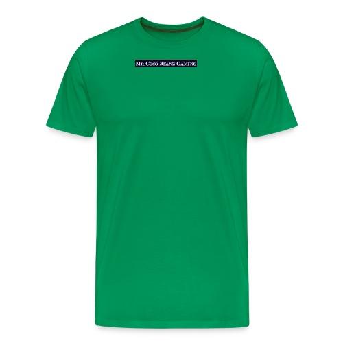 Mr Coco Beanz - Men's Premium T-Shirt