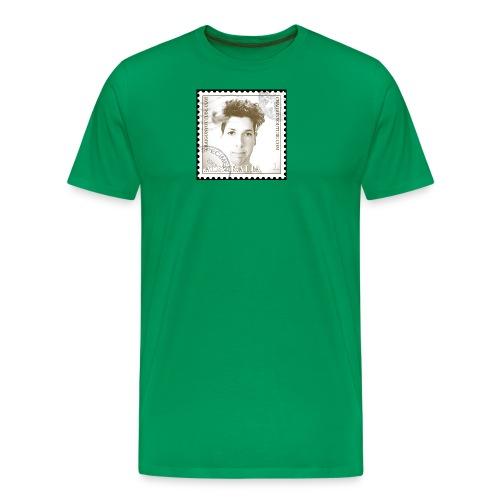 Craig on a Stamp - Men's Premium T-Shirt