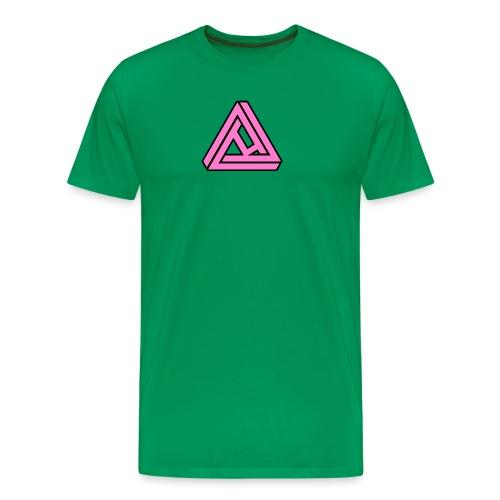 Breast Cancer Awareness Logo - Men's Premium T-Shirt