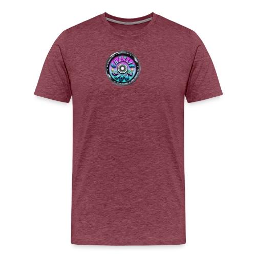 Charlie Brown Logo - Men's Premium T-Shirt