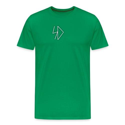 Sid logo white - Men's Premium T-Shirt