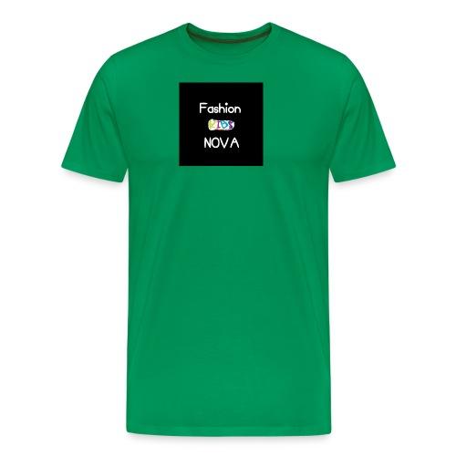 PhotoGrid 1503166862397 - Men's Premium T-Shirt
