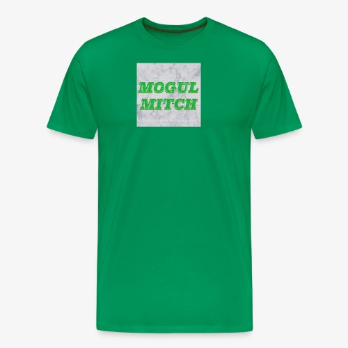 GREEN MOGUL - Men's Premium T-Shirt